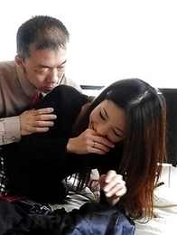 Nonoka Mihara enjoys in hard sex