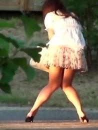 Japanese Piss Fetish Porn - Girls Pissing - Tinkle, Tinkle Little One