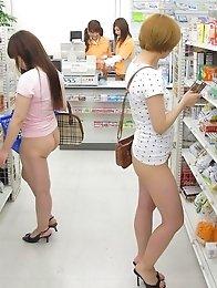 Japan lesbian public sex
