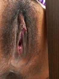 Font Monikar spreads her pussy and just craves for you to be the one who will lick it hard.