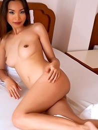 Beautiful Asian Zara Lang