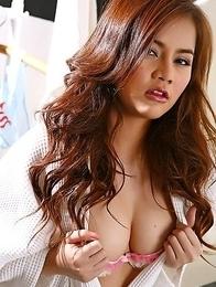 Asian girl Gigie Chui