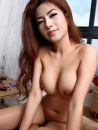 Busty Asian babe  Fatima
