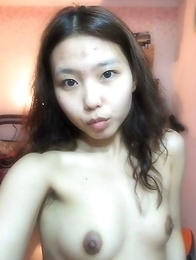 Nice compilation of a sexy naked camwhoring Thai babe