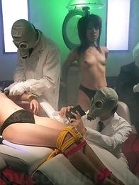 Minami Ayaka and Hina Mitsuki show their sexy